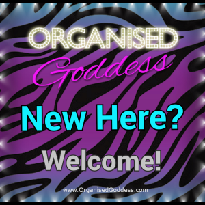 Organised Goddess - New Here Welcome image