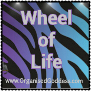Organised Goddess Wheel of Life image